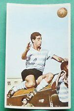 CPA FOOTBALL 1960-1961 MOHAMED TIBARI RACING CLUB PARIS RCP RACINGMEN MAROC