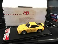 1/43 MR PORSCHE 911 CARRERA RS YELLOW GT #02/100 LE n BBR LOOKSMART-RARE