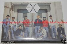 New EXO Love Me Right romantic universe FC Limited Edition CD DVD Photobook Card