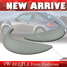 For Painted Volkswagen Beetle Coupe Convertible Headlight Eyelid Eyebrown Cover