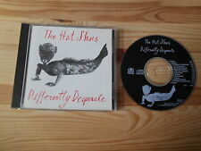 CD Jazz The Hot Shoes - Differently Desparate (14 Song) REC REC / EFA