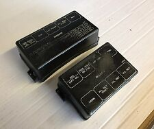 Nissan 200sx S13 CA18DET Engine Bay Fuse Box Covers Lids