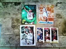 1998 HOOPS PROMO GRANT HILL + 1996 TRI GOLD + IMAGES EP + FOIL MAGIC ALL ROOKIE