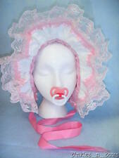 Adult Baby Sissy ~ Mystery Bonnet ~ Dress Up Baby Girl / Boy ~ Binkies n Bows