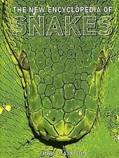 The New Encyclopedia of Snakes by Christopher Mattison (2007, Hardcover)