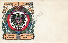 Cartolina - Reggimentali - 25° Reggimento Fanteria Brigata Bergamo - 1859 1903