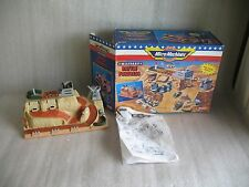 Galoob Micro Machines-Military Battle Fortress with box & instructions 1991