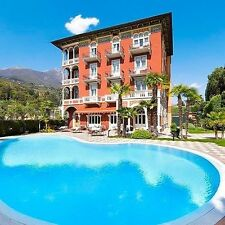 4* Hotel Milano inkl. HP Toscolano Maderno 5 Tage Urlaub Gardasee Italien
