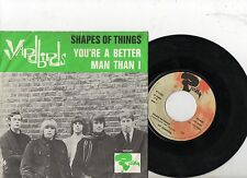 YARDBIRDS 7' PS Shapes Of Things FRANCE JUKEBOX NICE CONDITION Riviera French 45
