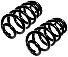 2x Rear Suspension Coil Spring Audi A4 Avant Without Sports Suspension