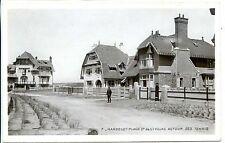 CP 62 - PAS-DE-CALAIS - Hardelot-Plage - Villas autoour des tennis
