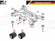 FOR BMW X5 E53 REAR SUBFRAME CARRIER ARM FRONT DIFFERENTIAL BUSH BUSHES 00-07