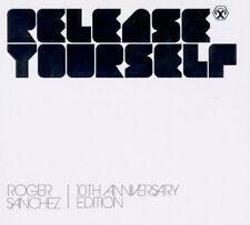 ROGER SANCHEZ =release yourself 10= Terry/Cajmere/Begovic/Gold..= groovesDELUXE!