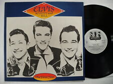 ELVIS PRESLEY Elvis Scotty And Bill - The First Year LP 1983 Sweden S.O.S. EX