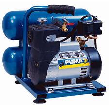 Puma 1-HP 2-Gallon Twin Stack Air Compressor