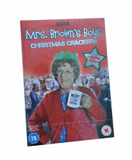 Mrs Brown's Boys Christmas Crackers (DVD, 2013)free postage uk