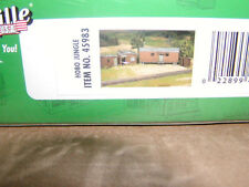 Bachmann 45983 Plasticville U.S.A. Hobo Jungle Kit O 027 MIB New this is a kit
