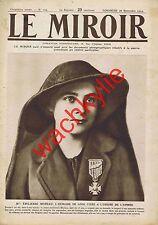 Le miroir n°105 du 28/11/1915 héroine Loos sénégalais Bois le Prêtre