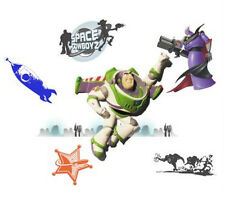 Wallables Disney Toy Story BUZZ LIGHTYEAR 3D Wall Decor includes decals stickers