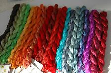 Dinky-Dyes Silk, 20 skeins-Newest Colors