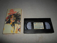 Tested ! The Ike and Tina Turner Show VHS 1986 Behind Scenes Tour TV Music/Dance