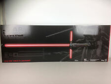 KYLO REN FX LIght Saber Star Wars Black Series Force Awakens Prop Replica