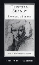 Norton Critical Editions: Tristram Shandy 0 by Laurence Sterne (1979, Paperback)