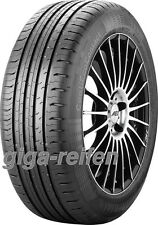 2x Sommerreifen Continental EcoContact 5 185/65 R14 86H BSW