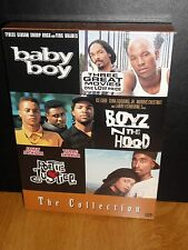 Boyz 'N The Hood / Baby Boy / Poetic Justice - Box Set (DVD) 3-Disc! BRAND NEW!