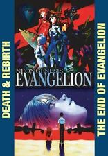 Neon Genesis Evangelion Movie Collection - Death & Rebirth,The End of Evangelion