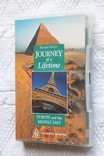 Reader's Digest: Journey of a Lifetime - Europe and the Middle...(DVD), Like new
