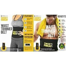Stomach Slimming Belt Weight Loss Wrap Sweat Band Tummy Belly Shaper Fat Burner