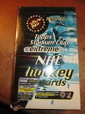 1995-1996 TOPPS STADIUM CLUB EXTREME NHL HOCKEY CARDS UNOPENED SEALED BOX