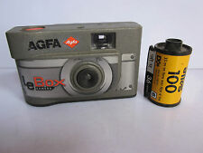 Agfa Le Box Disposable Viewfinder Camera for 27 Photos.Rare