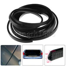 3m Door Edge Rubber Trim Steel Insert Weather Strip Air Seal For Car Boat Van