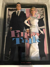 "BARBIE "" PILLOW TALK "" GIFTSET ROCK HUDSON & DORIS DAY DOLL BAMBOLE MATTEL"