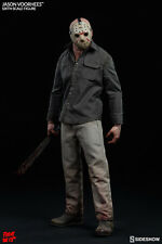 SIDESHOW FRIDAY THE 13TH JASON VOORHEES 1:6 FIGURE ~Sealed in Brown Box~