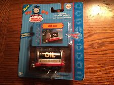 Oil Car for the Thomas & Friends Take-Along & Take-n-Play Die-Cast System of Tra