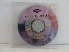 CD Single promo MARK KNOPFLER ( DIRE STRAITS ) Darling pretty 3310