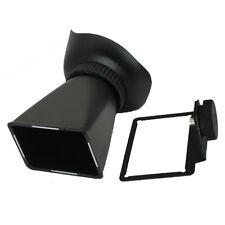 """V3 3"""" 2.8X LCD Viewfinder Extender Eyecup f Canon T4i T3i 650D 600D 60D 70D DSLR"""