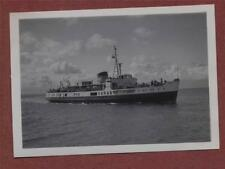 PS 'Bournemouth Queen', Ryde,  17.06. 1953  photograph  qa.333