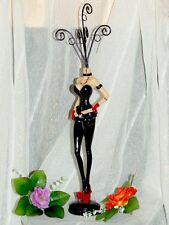 schmuckständer,37cm,tattoo,erotik,figur,gothic,frau,gothicans,ringablage,schmuck