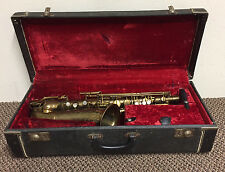 Vintage 1947 The Martin Committee Alto Saxophone