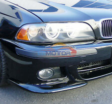UNPAINTED ACS Style Front Bumper Lip Splitters For BMW E39 M5 1pair 95-03 B007F