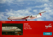Herpa Wings 1:500  Fokker 100 Air NIUGINI  P2-AND  527460