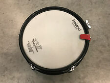 "DDRUM 10"" Electronic Tom Trigger Pad (4 , se) with Roland V Drum Trigger head"