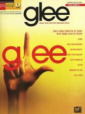 Pro Vocal Volume 8 Glee Learn to Sing Audition Karaoke Voice Music Book & CD