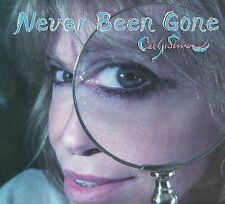 Never Been Gone [Digipak] Carly Simon CD 2009 Opened Never Played Mint