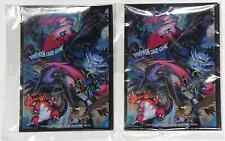 Rare Pokemon Gym Challenge Limited Legion of Darkness Sleeves Darkrai Umbreon