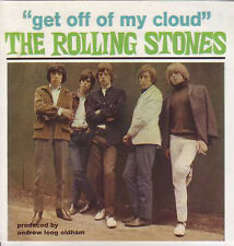 ☆ CD Single The ROLLING STONES Get off of my cloud 3-track CARD SLEEVE